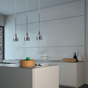 Leucos Beamer 3-Light LED Kitchen Island ..