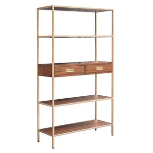 Gibbons Etagere Bookcase by Brayden Studio Spacial Price
