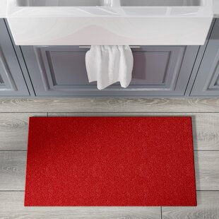 Bon Gray Kitchen Mat | Wayfair
