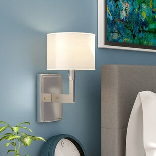 Buying Parkside 1-Light Wall Sconce By Latitude Run