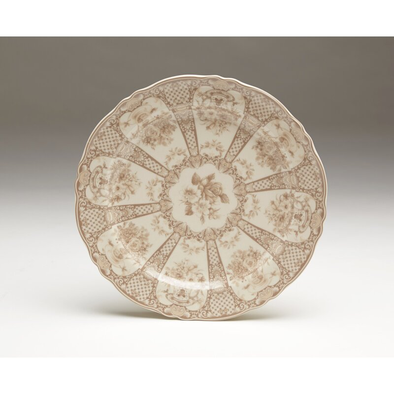 """Marquise Decorative 10"""" Dinner Plate"""