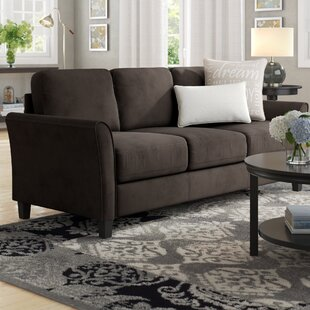 Shop Celestia Curved Arm Sofa by Andover Mills