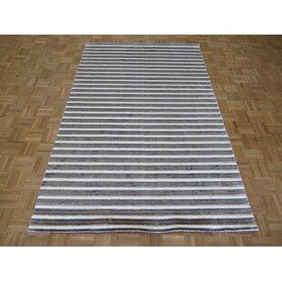 Black White Striped Rugs Youll Love Wayfair