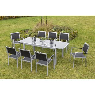 Review Numbers 8 Seater Dining Set