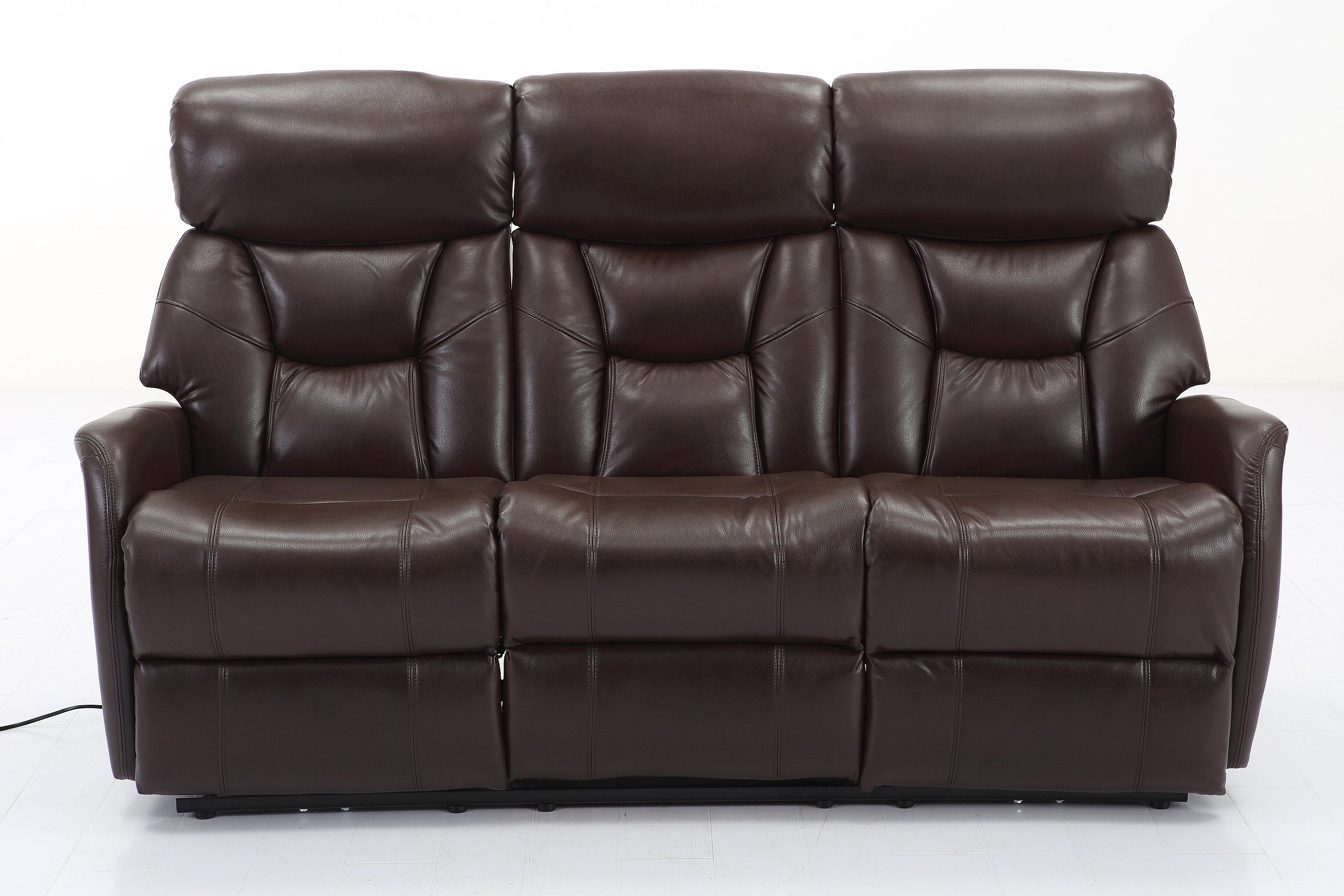 Sensational Damato Dual Reclining Sofa Andrewgaddart Wooden Chair Designs For Living Room Andrewgaddartcom