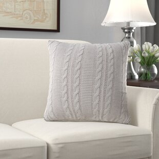 Machias Dec Shell Cotton Throw Pillow