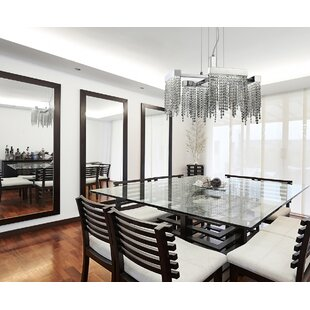 Eurofase Rossi 4-Light Crystal Chandelier