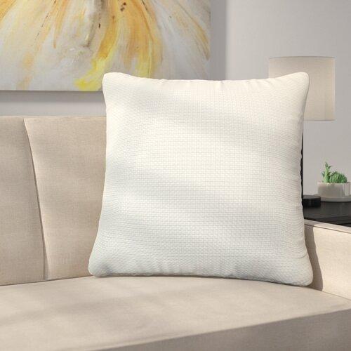 Indoor/Outdoor Kissenhülle Dallas Gözze Größe: 50 cm H x 50 cm B| Farbe: Weiß | Garten > Gartenmöbel > Outdoor-Sitzsäcke | Gözze