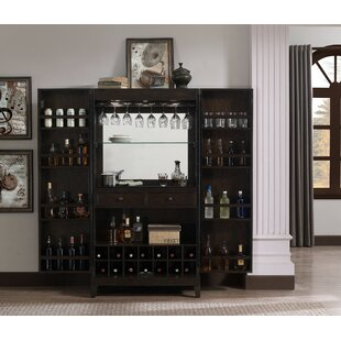 Kirkham Bar Cabinet by Darby Home Co