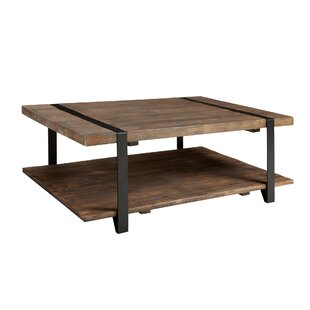 Bosworth Coffee Table with Tray Top by Trent Austin Design