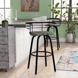 Friedell Bar & Counter Swivel Stool by Trent Austin Design®