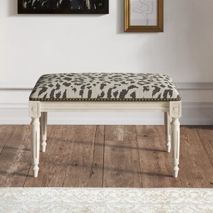 Warrick Upholstered Bench by Kelly Clarkson Home
