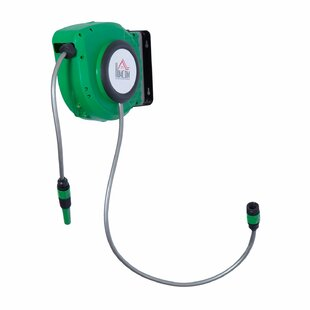 Rosia Plastic Water Hose Reel By Sol 72 Outdoor