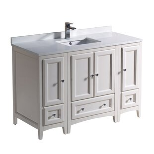 Best Choices Oxford 48 Single Bathroom Vanity Set ByFresca