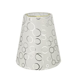 Transitional 12 Suede Empire Lamp Shade