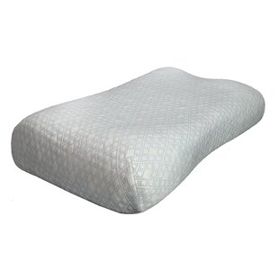Broyhill® Enliven Icy-Cool Touch Gel Fiber Memory Foam Standard Pillow