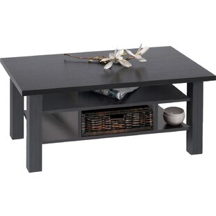 Makenzie Coffee Table With Storage By Mercury Row