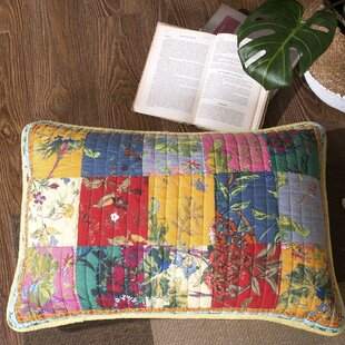 August Grove Aurelie Cotton Pillow Cover
