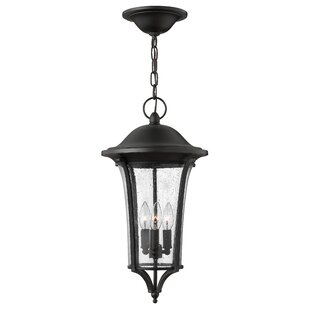 Hinkley Lighting Chesterfield 3-Light Outdoor Hanging Lantern