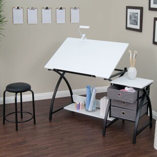 Studio Designs Center Comet Drafting Table