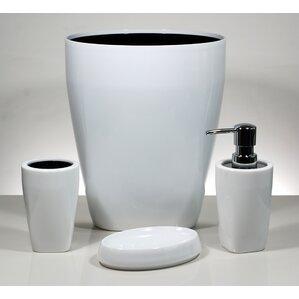 cessna 4 piece bathroom accessory set
