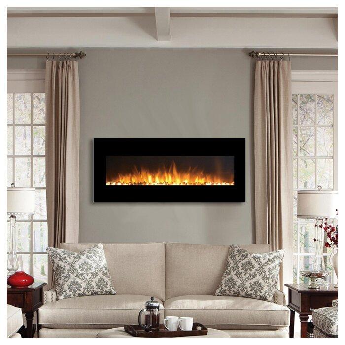 Baretta Wall Mounted Bio Ethanol Fireplace