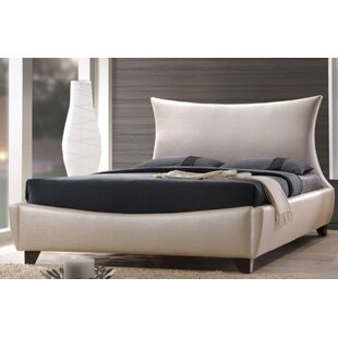 Latitude Run Glendenning Upholstered Panel Bed