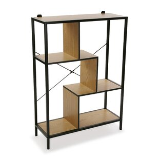 Mair Bookcase By Rebrilliant