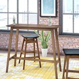 Abigail 3 Piece Bar Height Dining Set by Langley Street™