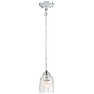 Lark Manor Langlois 1-Light Cone Pendant