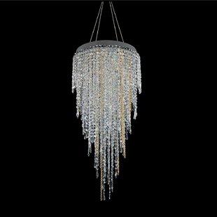Allegri by Kalco Lighting Tenuta 10-Light Chandelier