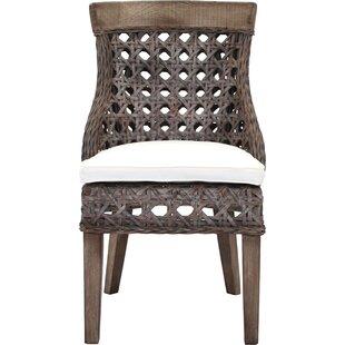 Sahara Side Chair by Jeffan