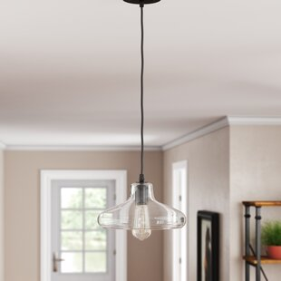 Deals Bouvet 1-Light Dome Pendant By Laurel Foundry Modern Farmhouse