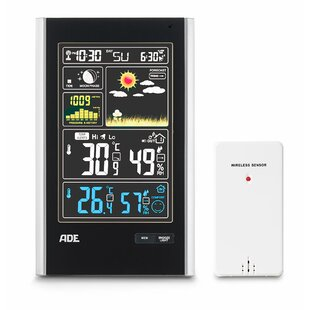 Wireless Weather Station By ADE