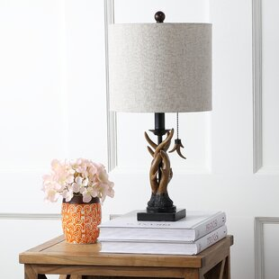 Buying Parrett Resin Mini 20.5 Table Lamp By Loon Peak