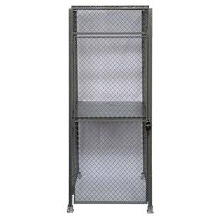 Acorn Wire and Iron Works Storage 1 Double Shelving Unit Starter