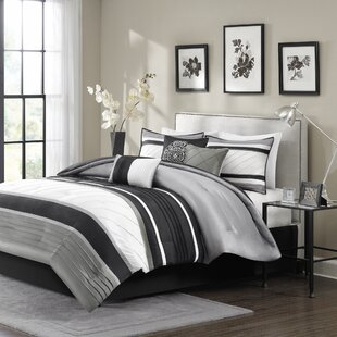 Darby Home Co Rendville 7 Piece Comforter Set