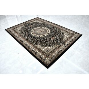 Check Prices Black Area Rug ByRug Tycoon