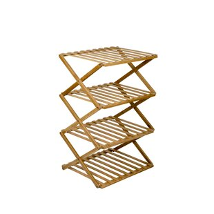 Urban Outdoor Shoe Rack By Brambly Cottage