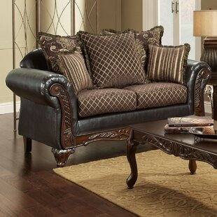 Shop Amelia Loveseat by Chelsea Home