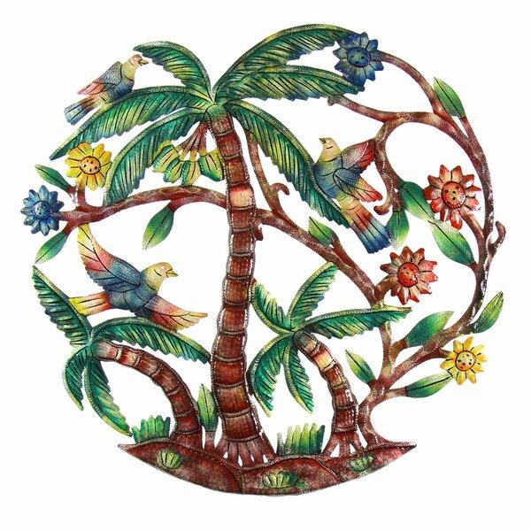 Palm Tree Wall Decor Wayfair