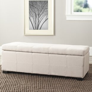 Where buy  Park Upholstered  Storage Bench By Safavieh