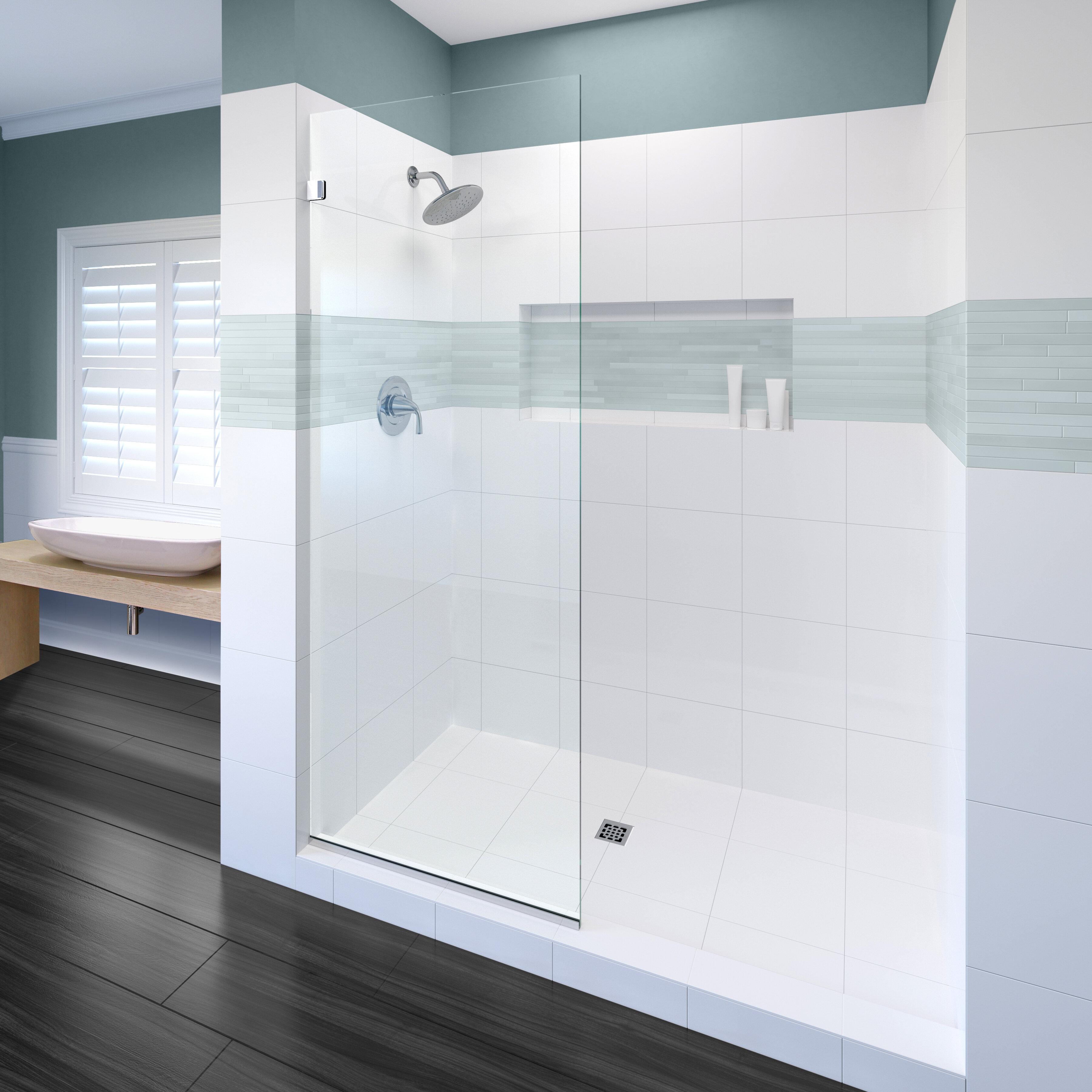 Celesta 32 X 76 Frameless Shower Door