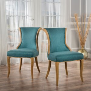 Bosarge Side Chairs (Set of 2) by Willa Arlo Interiors