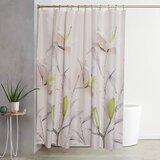 Lily Shower Curtain Wayfair