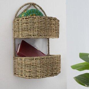 Woven African Wall Baskets Wayfair