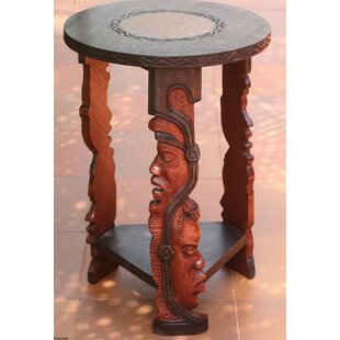 Wood Accent Table by Novica