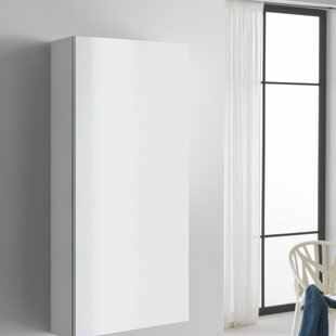 Nieto 35 X 78cm Wall Mounted Cabinet By Mercury Row
