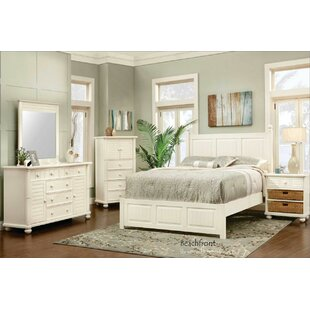 Highland Dunes Friedrich Panel Configurable Bedroom Set
