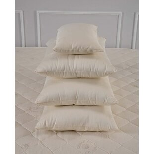 Genao Medium Wool Pillow